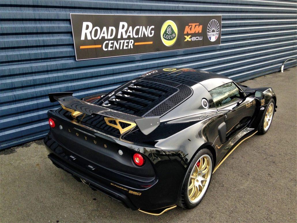 Ktm X Bow >> LOTUS Exige Sport 380 GP Edition