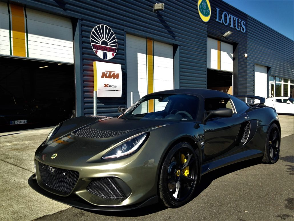 lotus exige v6 sport 350 coup. Black Bedroom Furniture Sets. Home Design Ideas