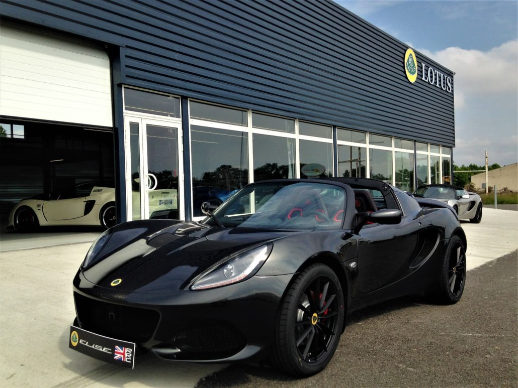 LOTUS Elise sport 220 17.5 2019 Metallic Dark Grey